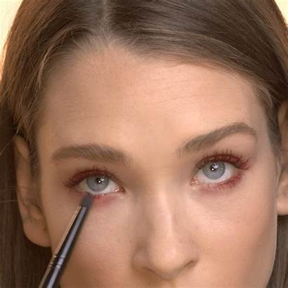Lashes Eye Makeup Velvet Paint Line Apply