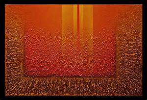 Radiant Textures Series 12 by Wolfgang Gersch (Acrylic