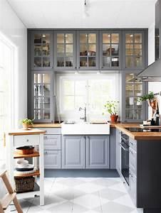 la cuisine grise plutot oui ou plutot non With couleur mur cuisine grise