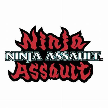 Ninja Assault Transparent Logos