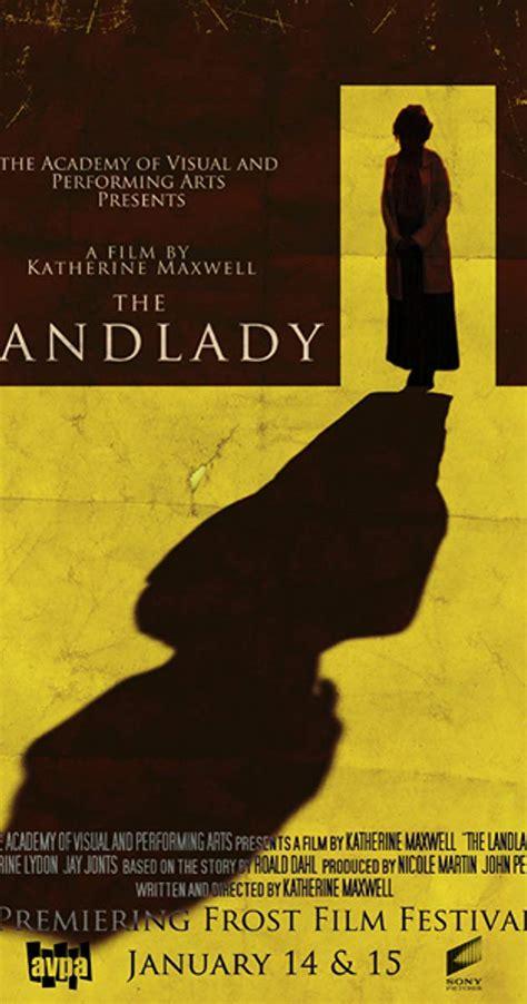 landlady  plot summary