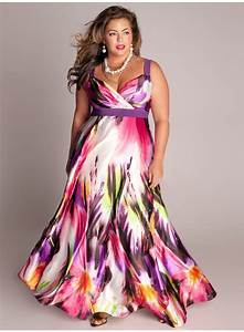 Plus Size Maxi Dresses For Spring-Summer 2014 ...