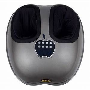 Kendal Shiatsu Foot Massager With Intensity Review