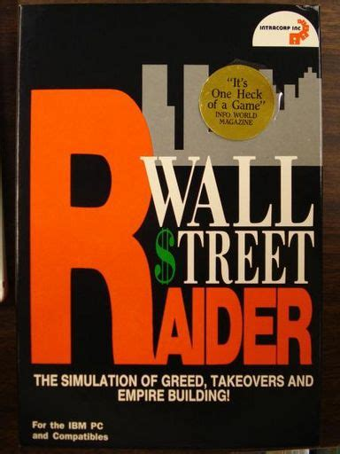 wall street raider download crack