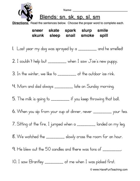consonant blends worksheets for grade 1 pdf consonant blends worksheets for grade 1 homeshealth info