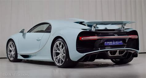 We first wrote about this chiron, vin number vf9sp3v3xjm795072, in late november 2017, a couple of months after st. One-Off Bugatti Chiron Vainqueur de Coeur Is A Light Blue Monster | Carscoops