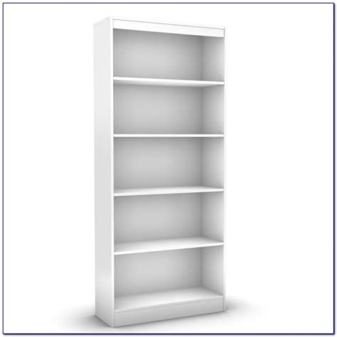 White Wood Bookcase by Real Wood Bookcase White Bookcase Home Design Ideas
