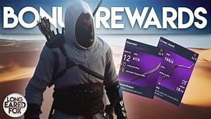 Assassinu0026#39;s Creed Origins | HOW TO GET LEGACY OUTFITS u0026 BONUS REWARDS! - Ezio Altair u0026 Rare ...