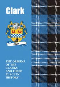 Clark Scottish Family Names by Clan