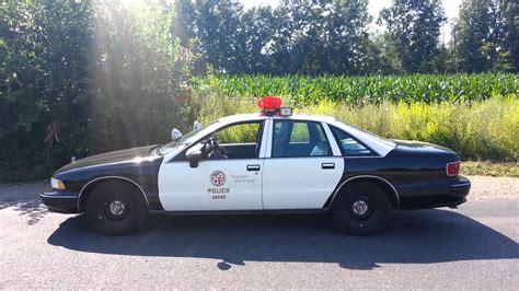 Chevrolet Caprice 9c1 Lapd Lt1 Policecar