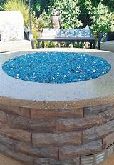 The burner system produces a wide range of heat output peaking at 90,000 btus. Fire Pit Glass Stones - Aumondeduvin.com