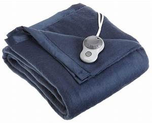 Sunbeam Electric Heated Blanket Imperial Nights  Assorted