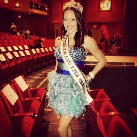 Melissa King Miss Delaware Teen Usa Resigns After