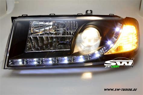 sw light headlights skoda octavia    led