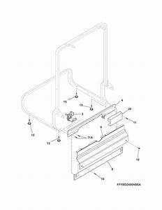 Frigidaire Dishwasher Parts