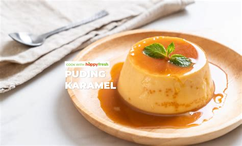 What's The Hype with Puding Karamel? Let's Find Out Here ...