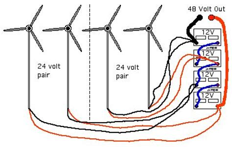 series parallel wiring  battery charging