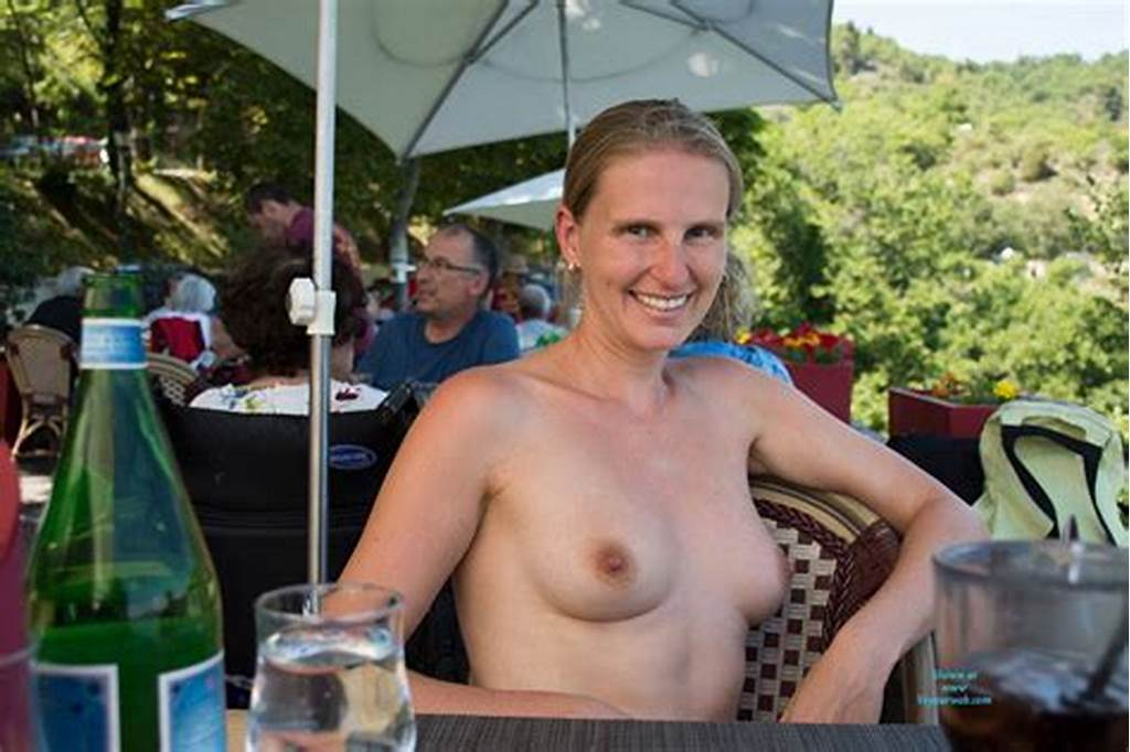 #Naked #Blonde #Wife #In #Public