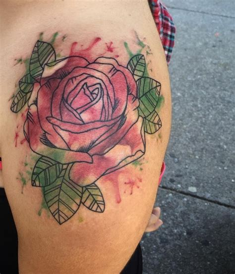 80+ Stylish Roses Tattoo Designs & Meanings  [best Ideas