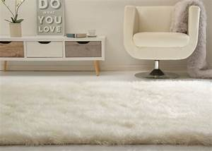 Hochflor Teppich Weiß : hochflor teppich senja xl global carpet ~ Watch28wear.com Haus und Dekorationen