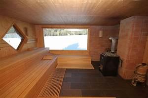 Sauna Mit Holzofen : gro e sauna mit holzofen und blick in die natur bio wellnesshotel holzleiten obsteig ~ Whattoseeinmadrid.com Haus und Dekorationen
