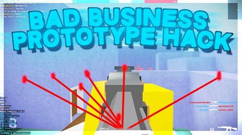 newbad business prototype hackscript aimbot esp