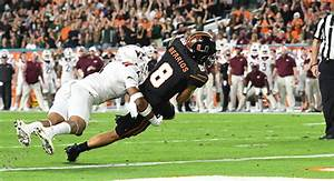 No. 10 Miami Hurricanes Rock No. 13 Virginia Tech 28-10 In ...