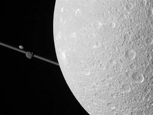 NASA - Dione