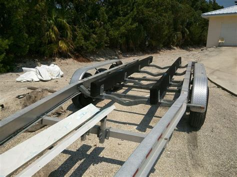 Boat Trailer Tires For Sale Craigslist by 2011 Venture Axle Trailer The Hull