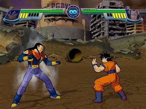 Dragon Ball Z Infinite World Game Giant Bomb