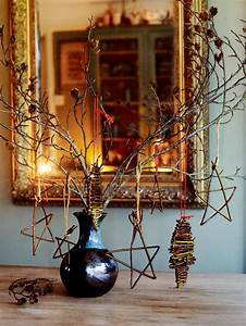 Make, Your, Own, Hanging, Willow, Christmas, Decorations, With, Images