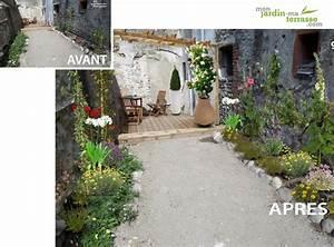 Refaire Son Jardin Gratuitement : comment am nager un patio monjardin ~ Premium-room.com Idées de Décoration