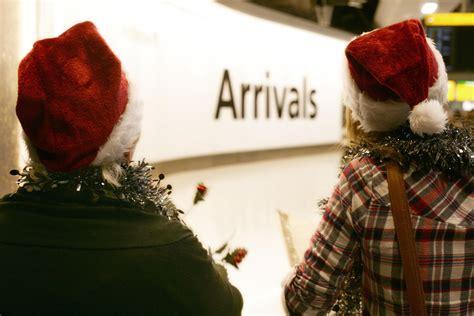 heathrow christmas under way airports international