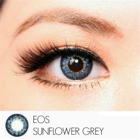 eos sunflower softlens jual softlens eos sunflower free ongkir softlensmurahku