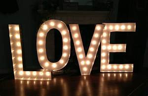pop art minis all you need is love supersize marquee With large love marquee letters