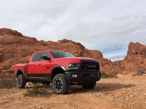 2017 Ram 2500 Power Wagon First Drive Review