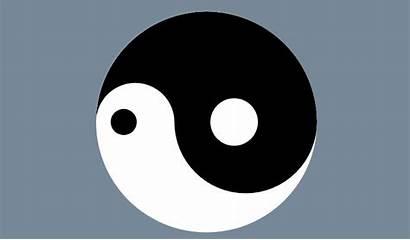 Yang Yin Animated Loaders Creating Web Circles