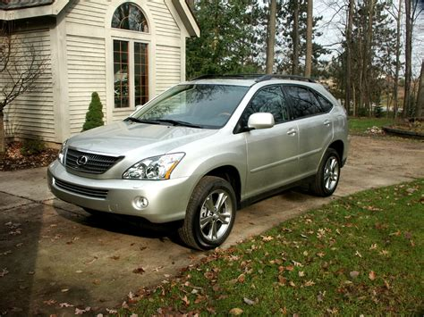 lexus truck 2007 2007 lexus rx 400h information and photos momentcar