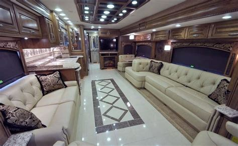 country homes interior 10 motorhomes nicer than your house luxury envy