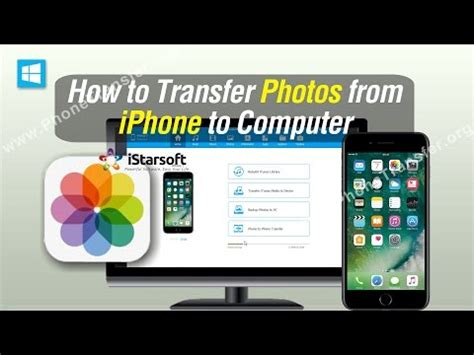 how to move pictures from iphone to pc how to transfer photos from iphone to computer ios 10 3 How T