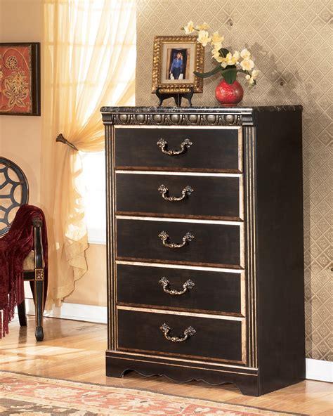 Ashley Coal Creek Bedroom Set  B17557549861 Bedroom