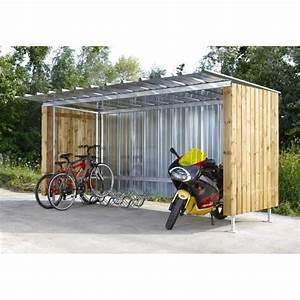 Abri Vélo Pas Cher : abri velo en bois achat vente abri velo en bois pas ~ Premium-room.com Idées de Décoration
