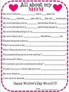 "Father's Day Questionnaire ""All About My Dad"" - My ..."