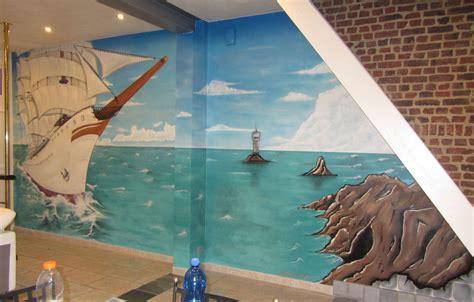 chambre commerce décoration intérieur graff maison bateau belgique