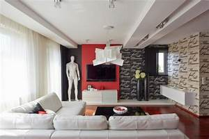 Deco Appartement Top Dco Appartement Moderne Salon With