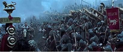 Gladiator Roman Phoenix Empire Gifs Russell Rome