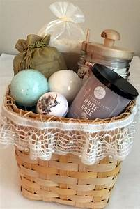 Home Decor: Amusing Spa Gift Baskets And Set Mother's Day ...