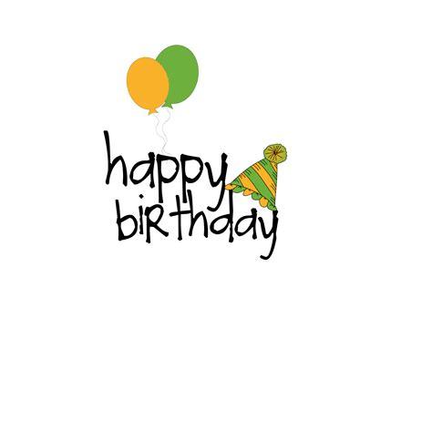 happy birthday template word happy birthday