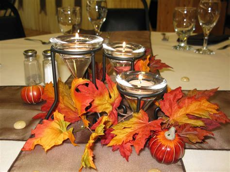 Fall Center Pieces Ideas   HomesFeed