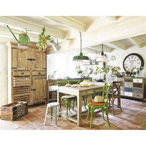 cucine maison du monde accessori e mobili in stile shabby